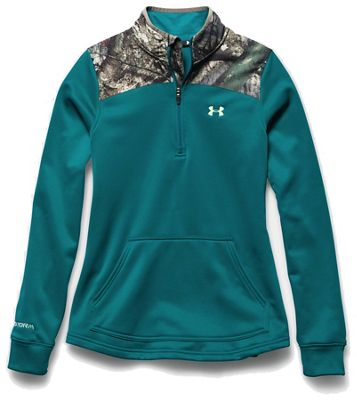 Under Armour Women's Caliber 1/2 Zip Top