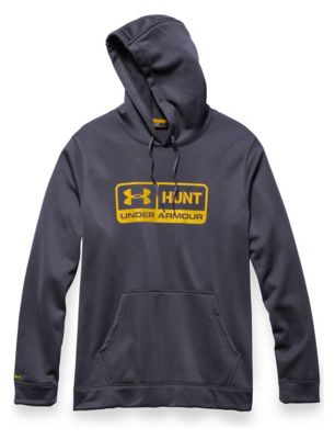 Under Armour Men's Hunt Hoody