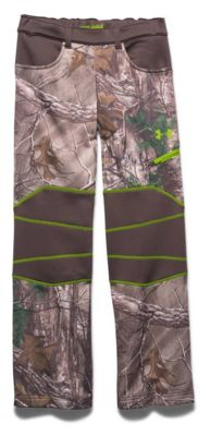 Under Armour Youth Scent Control Fleece Pant