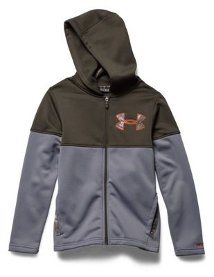 Under Armour Youth Storm Caliber Full-Zip Hoody