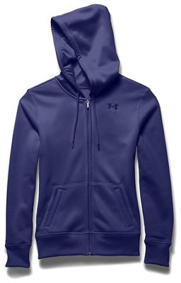 Under Armour Women's Armour Fleece Full Zip Hoody II