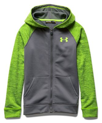 Under Armour Boys' Armour Fleece Storm Mag Zip Hoody