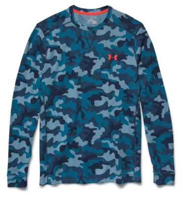 Under Armour Men's Amplify Camo Thermal Crew