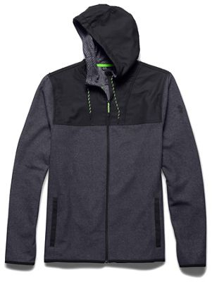 Under Armour Men's ColdGear Infrared Survival Fleece Full Zip Hoody