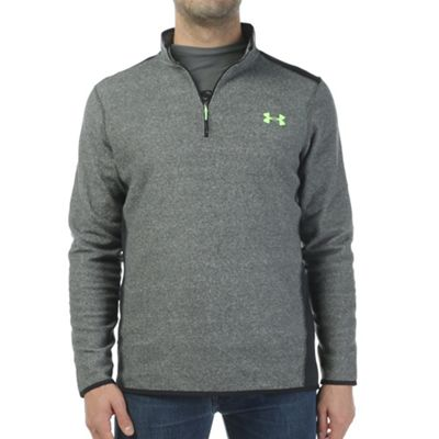 Under Armour Men's ColdGear Infrared Survival Fleece 1/4 Zip Top