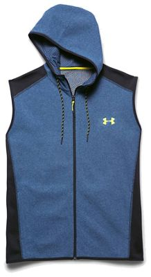 Under Armour Men's ColdGear Infrared Survival Fleece Vest