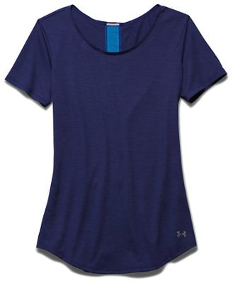 Under Armour Women's Charged Wool SS Top
