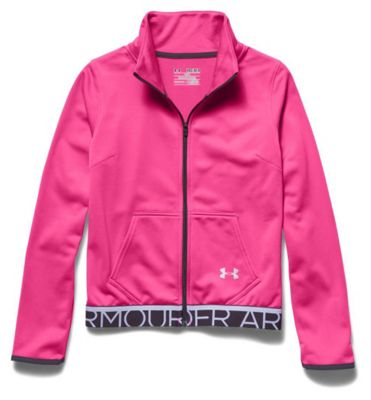 Under Armour Girls' Eliminate Track Jacket