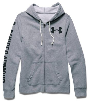 Under Armour Women's Favorite Fleece Full Zip Hoody