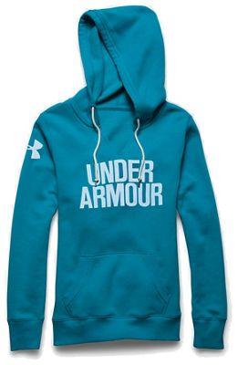 Under Armour Women's Favorite Fleece Wordmark Hoody