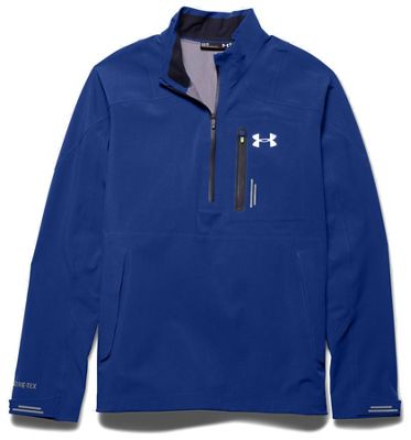 Under Armour Men's Gore-Tex Tips 1/2 Zip Jacket