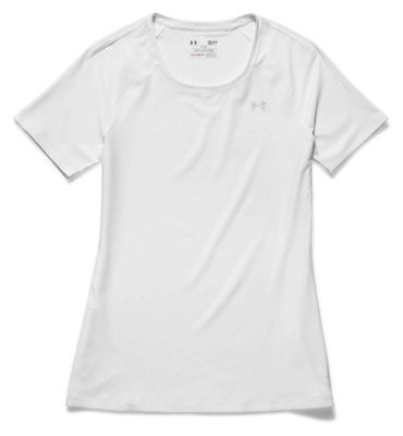 Under Armour Women's HeatGear Armour SS Top