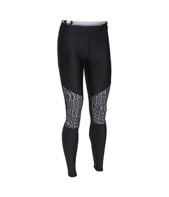 Under Armour Women's HeatGear Armour Print Inset Legging