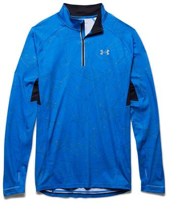 Under Armour Men's Launch Printed 1/4 Zip Top