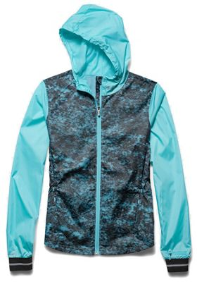 Under Armour Women's Printed Layered Up! Storm Jacket