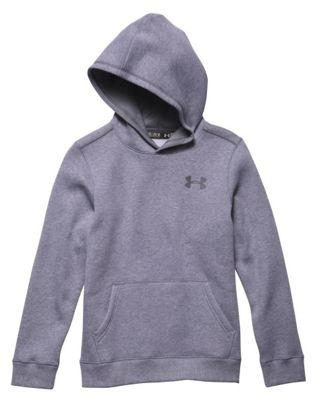 Under Armour Boys' Rival Cotton Hoody