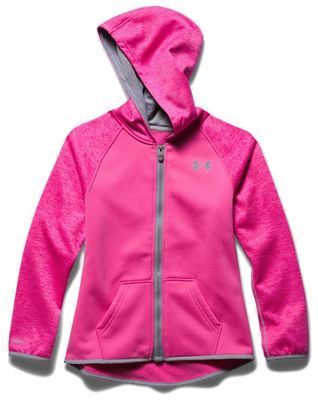 Under Armour Girls' Storm Armour Fleece Full Zip Hoody