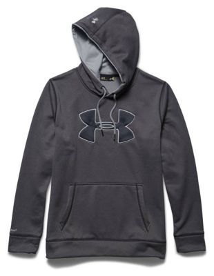 Under Armour Men's Storm Armour Fleece Big Logo Hoody