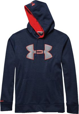Under Armour Men's Storm Armour Fleece Big Logo Twist Hoody