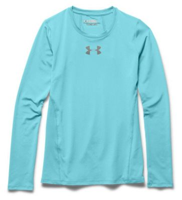 Under Armour Girls' Armour LS Top