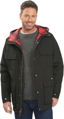 Woolrich Men's Advisory Wool Insulated Mountain Parka