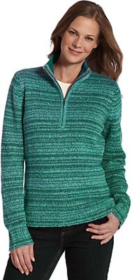 Woolrich Women's Tanglewood 3/4 Zip Sweater