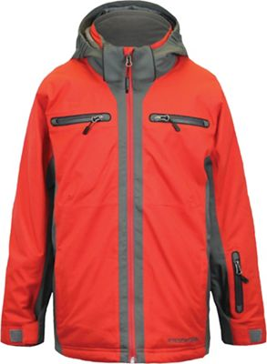 Boulder Gear Boys' Passage Tech Jacket