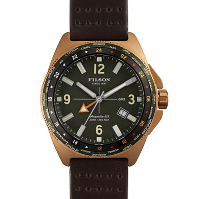 Filson Journeyman GMT Watch