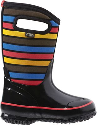 Bogs Kids' Classic Stripes Boot
