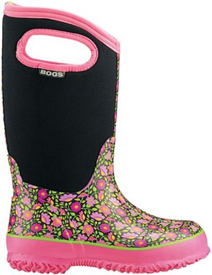 Bogs Youth Classic Sweet Pea Boot