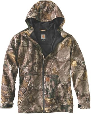 Carhartt Men's Camo Equator Jacket
