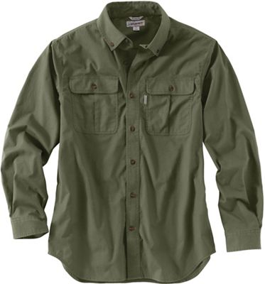 Carhartt Men's Foreman Solid Long Sleeve Work Shirt