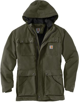 Carhartt Men's Quick Duck Elkheart Parka