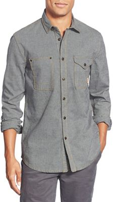 Jeremiah Men's Fort Heavy Chambray Shirt