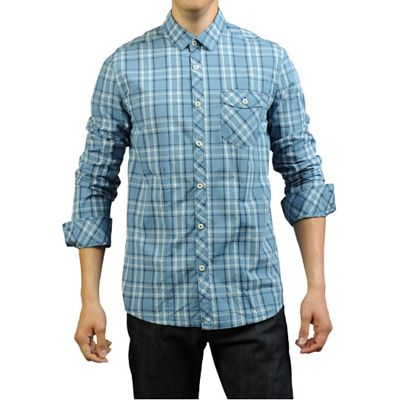 Jeremiah Men's Jordan Plain Weave Plaid Shirt