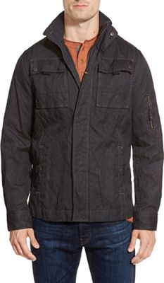 Jeremiah Men's Thorne Coated Canvas Jacket