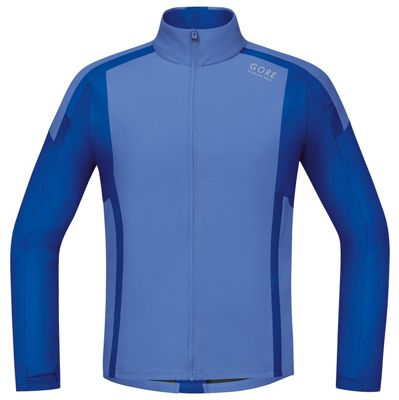 Gore Running Wear Men's Air Windstopper Softshell Long Shirt