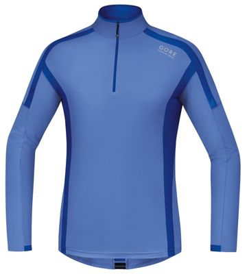 Gore Running Wear Men's Air Zip Long Shirt