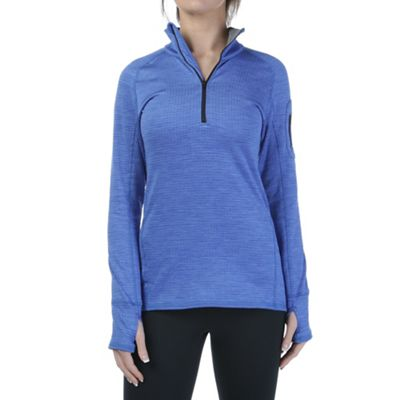 Stonewear Designs Women's Flyaway Half Zip Top