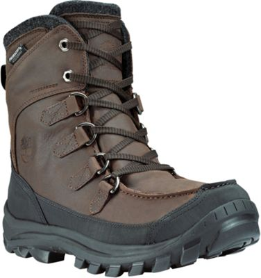 Timberland Men's Chillberg Mid Side-Zip Waterproof Insulated Boot