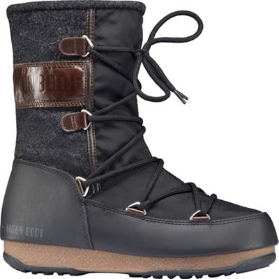 Moonboots Women's Vienna Felt Boot
