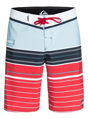Quiksilver YG Stripe 21 Boardshorts - Men's