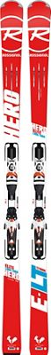 Rossignol Hero Elite LT TI Skis w/ Axial3 120 Bindings - Men's