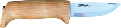 Helle Leir Knife