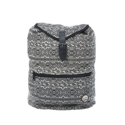 Roxy Driftwood Novelty Backpack