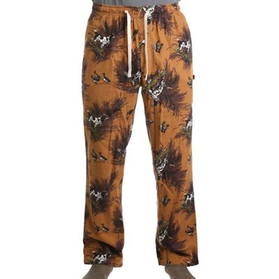 Woolrich Men's Bear Tracks Printed Pant