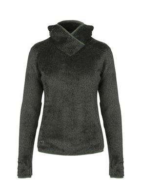66North Women's Mosfell Hooded Highloft Pullover