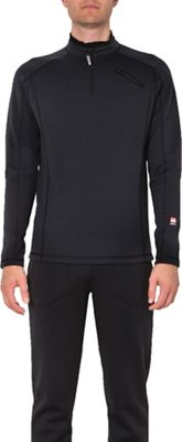 66North Men's Sturla Powerwool Zip Neck