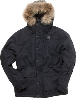 66North Men's Thorsmork Parka with Fake Fur