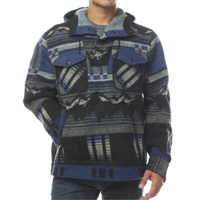 Woolrich Men's Wool Mountain Popover